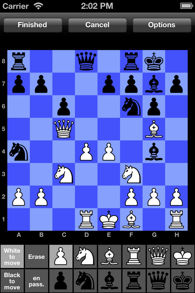 Screenshot t Chess Pro