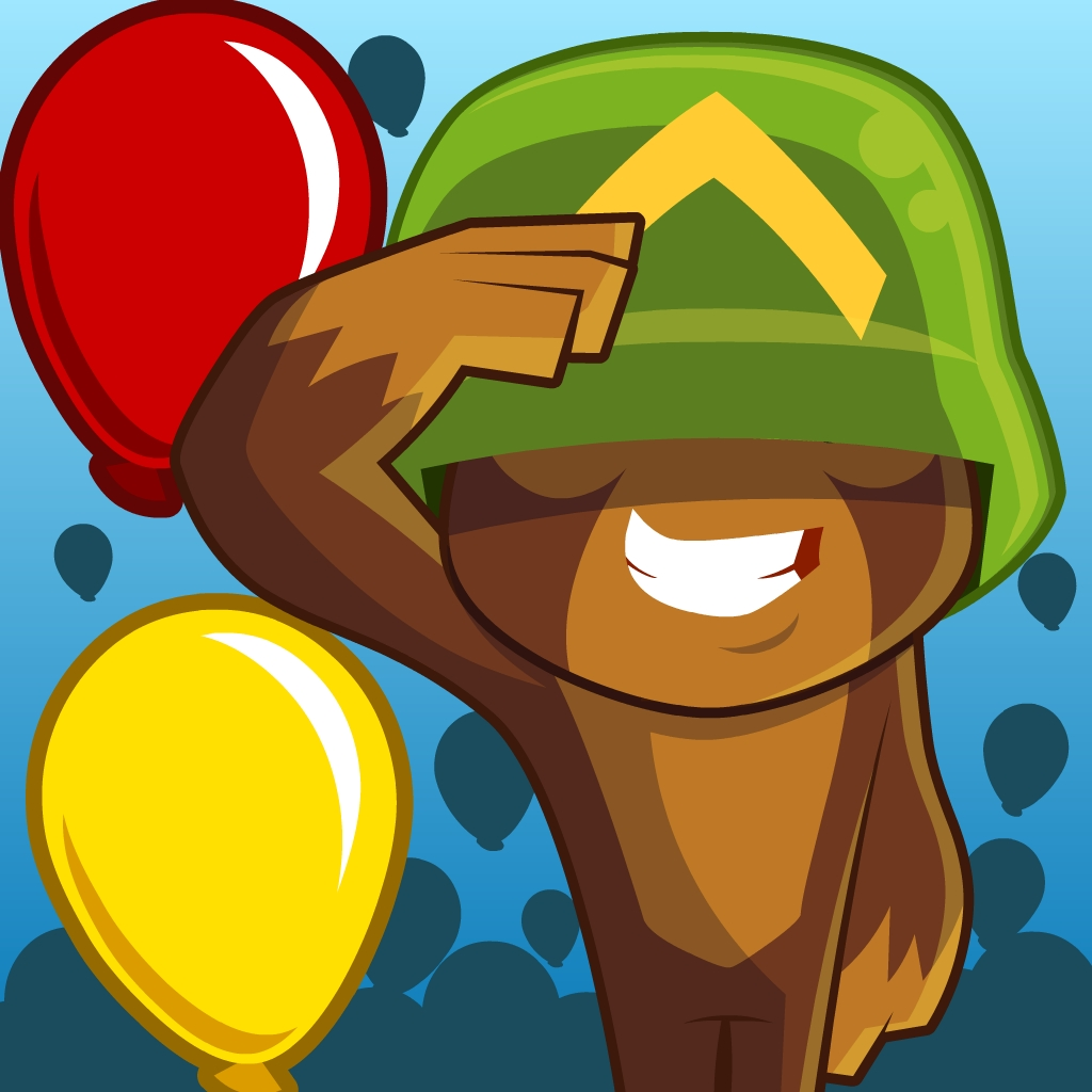 Bloons Tower Defense 5 1366 · 768